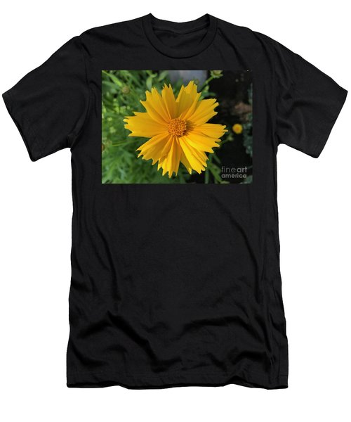 Yellow Delight Men's T-Shirt (Athletic Fit)