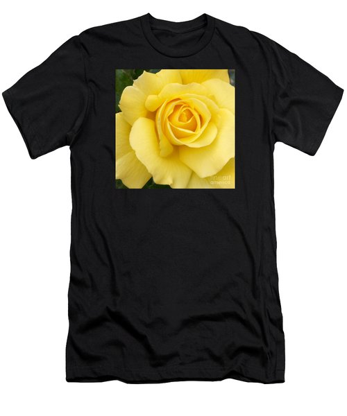 Yellow Gold Men's T-Shirt (Athletic Fit)