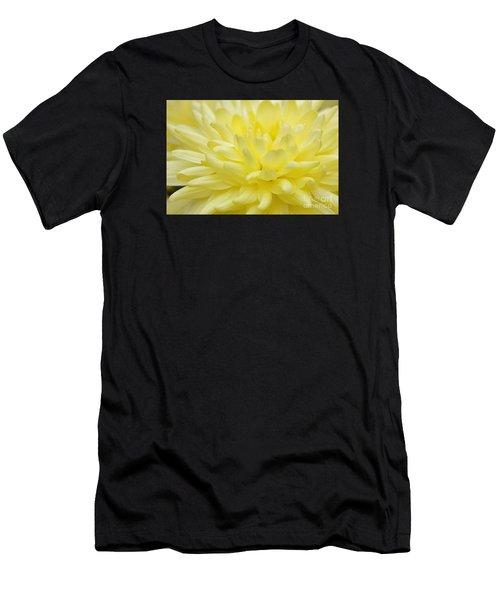 Yellow Mum Men's T-Shirt (Athletic Fit)