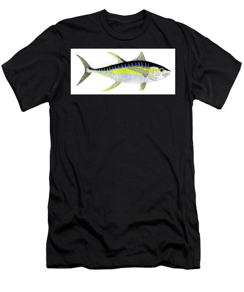Yellowfin Tuna Men's T-Shirt (Athletic Fit)