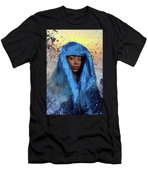 Yemaya Men's T-Shirt (Athletic Fit)