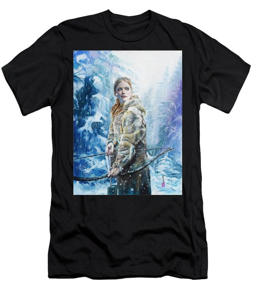 Ygritte The Wilding Men's T-Shirt (Athletic Fit)