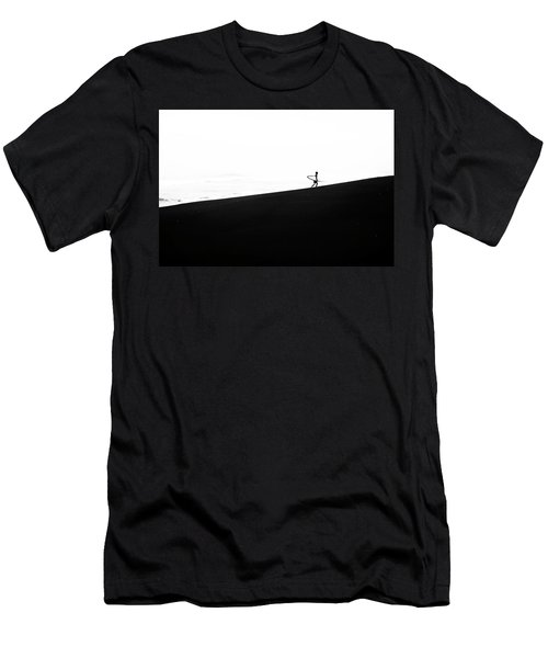 Yin Yang Men's T-Shirt (Athletic Fit)