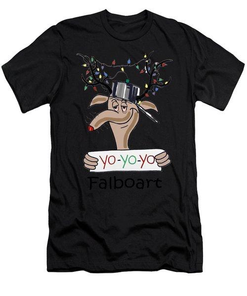 Yo Yo Yo Men's T-Shirt (Athletic Fit)
