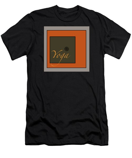 Yoga Men's T-Shirt (Athletic Fit)