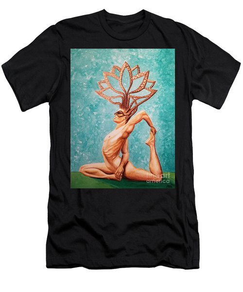 Yogi Men's T-Shirt (Athletic Fit)