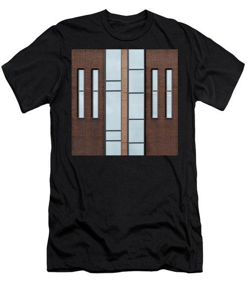 Yorkshire Windows 2 Men's T-Shirt (Athletic Fit)