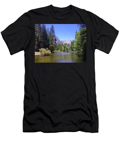 Yosemite Lifestyle Men's T-Shirt (Athletic Fit)