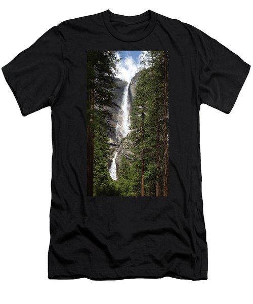 Yosemite Falls Men's T-Shirt (Athletic Fit)