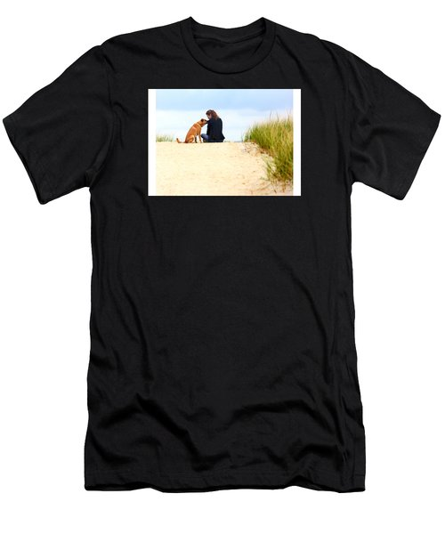 You Are My Sunshine Men's T-Shirt (Athletic Fit)