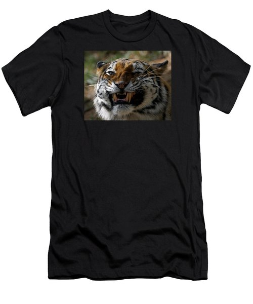 You Are Next Men's T-Shirt (Slim Fit) by Ernie Echols