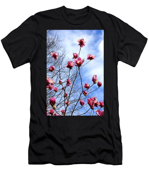 Young Blooms Men's T-Shirt (Athletic Fit)