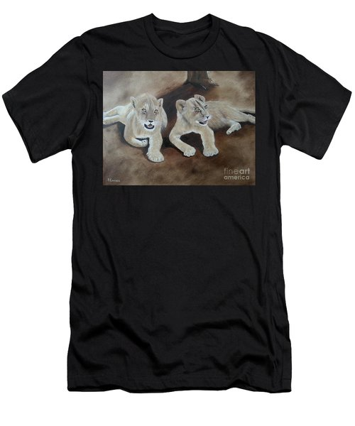 Young Lions Men's T-Shirt (Athletic Fit)