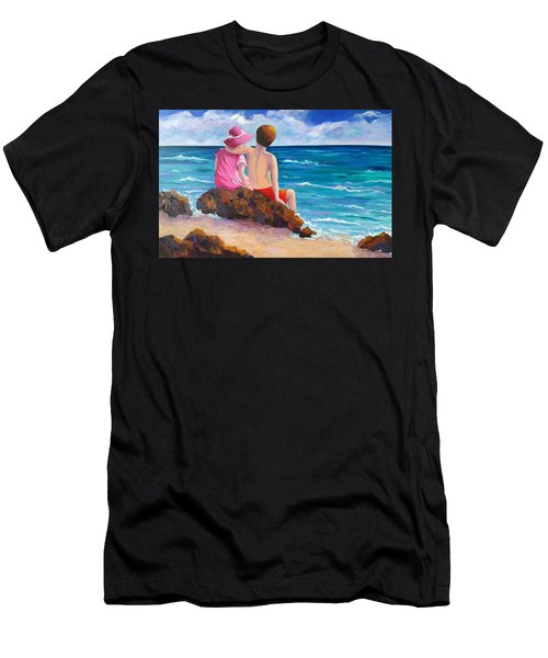 Young Love Men's T-Shirt (Athletic Fit)