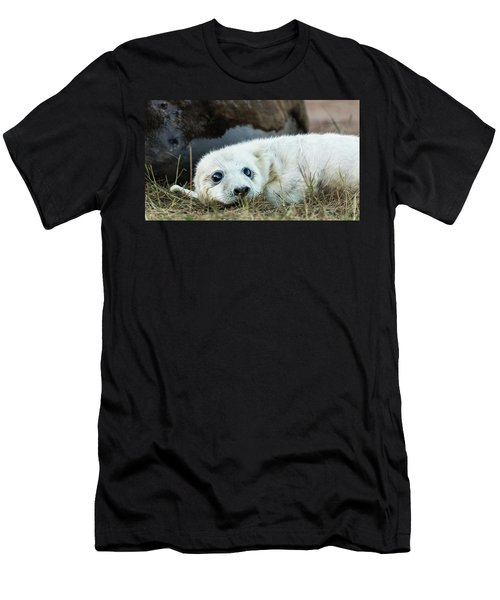 Young Pup Men's T-Shirt (Athletic Fit)