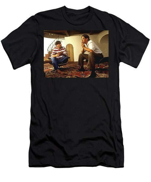 Steve And Bill - Young Visionaries Men's T-Shirt (Athletic Fit)