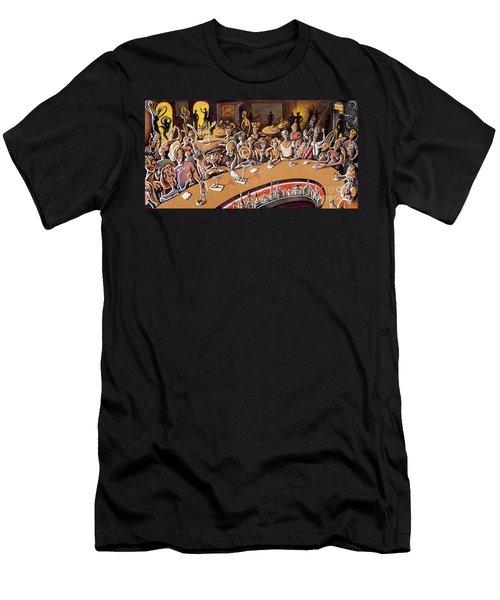 Your Bar Men's T-Shirt (Athletic Fit)