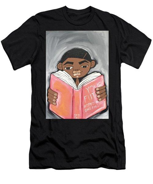 Your Future Boy Men's T-Shirt (Athletic Fit)