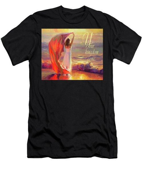 Your Kingdom Come Men's T-Shirt (Athletic Fit)