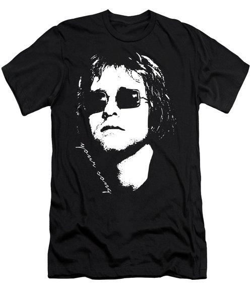 Your Song Pop Art Men's T-Shirt (Athletic Fit)