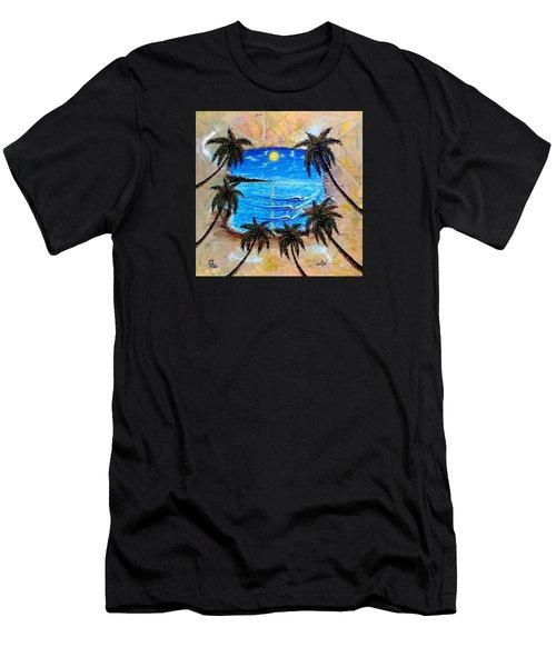 Your Vision Men's T-Shirt (Athletic Fit)