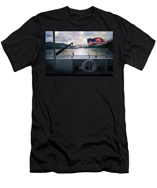 Yukon Queen Men's T-Shirt (Athletic Fit)