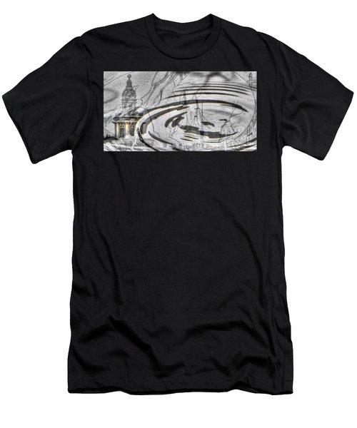 Yury Bashkin My Rain City Men's T-Shirt (Athletic Fit)