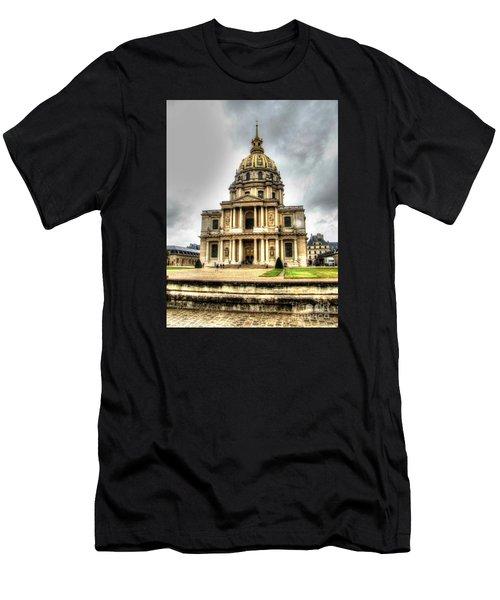 Yury Bashkin Nice Place Men's T-Shirt (Athletic Fit)
