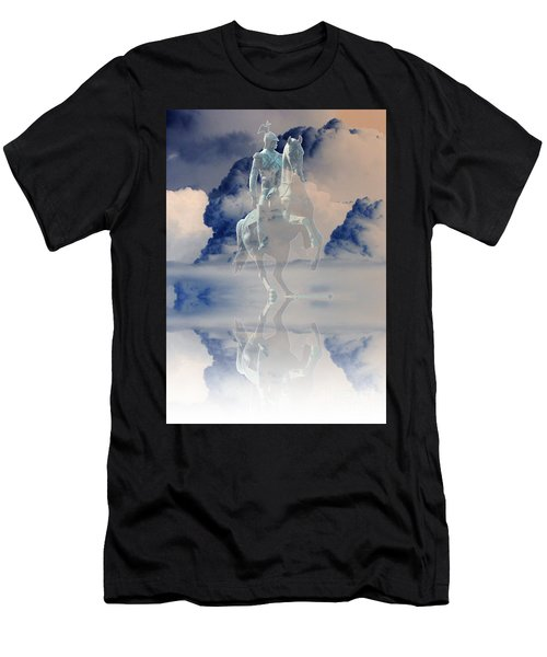 Yury Bashkin The Reflection Of The Emperor Men's T-Shirt (Athletic Fit)
