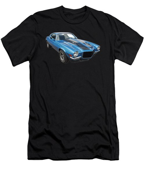 Z28 Camaro Men's T-Shirt (Athletic Fit)