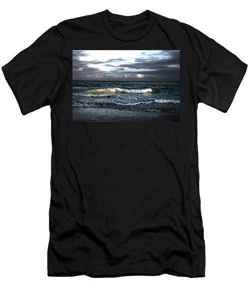 Zamas Beach #11 Men's T-Shirt (Athletic Fit)