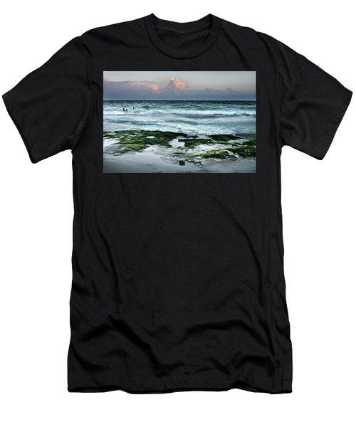Zamas Beach #7 Men's T-Shirt (Athletic Fit)