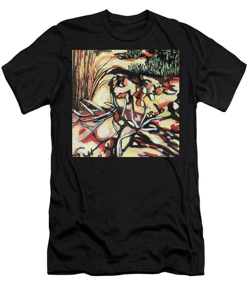 Zancara 1 Men's T-Shirt (Athletic Fit)