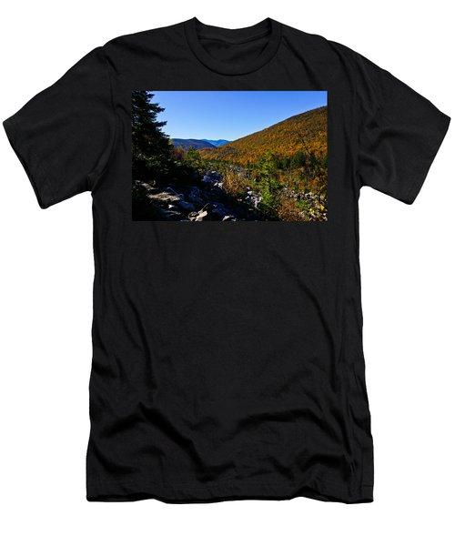 Zealand Notch Men's T-Shirt (Athletic Fit)
