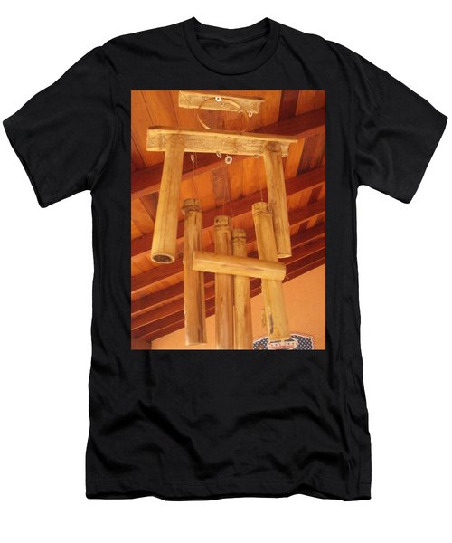 Zen By Myself Men's T-Shirt (Athletic Fit)