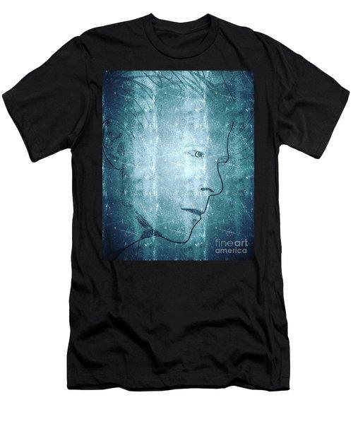 Ziggy Stardust Men's T-Shirt (Athletic Fit)
