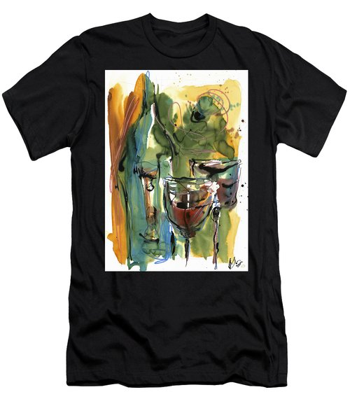 Zin-findel Men's T-Shirt (Athletic Fit)