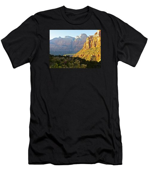 Zion's Gold Men's T-Shirt (Athletic Fit)