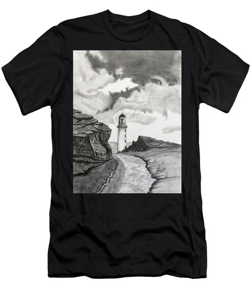 Zoe's Light Men's T-Shirt (Athletic Fit)