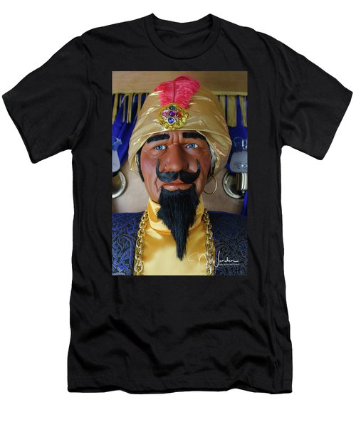 Zoltar The Fotune Teller Men's T-Shirt (Athletic Fit)