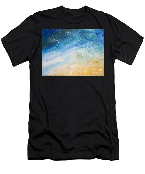 Zoom In Or Out Men's T-Shirt (Athletic Fit)
