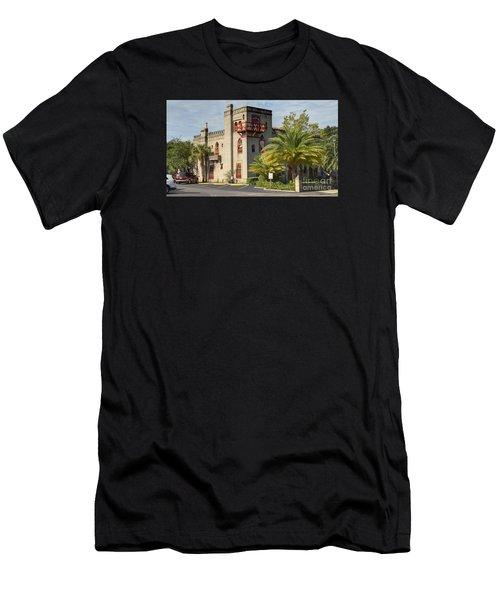 Zorayda Castle Men's T-Shirt (Athletic Fit)