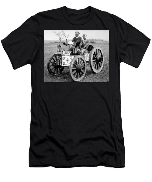 Zulu Motor Cab 1903 Men's T-Shirt (Athletic Fit)