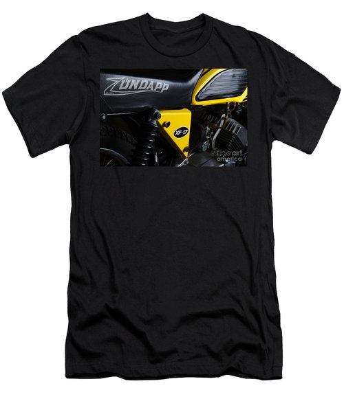 Classic Zundapp Bike Xf-17 Side View Men's T-Shirt (Athletic Fit)