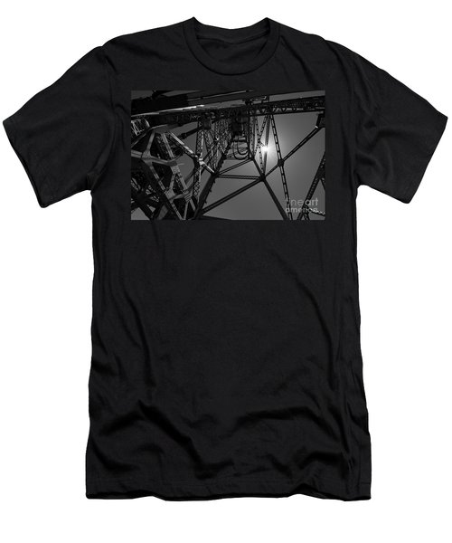 Bridge Tower Men's T-Shirt (Athletic Fit)