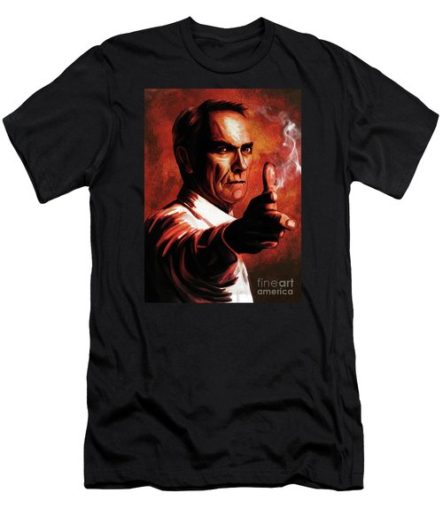 Clint.   Men's T-Shirt (Athletic Fit)