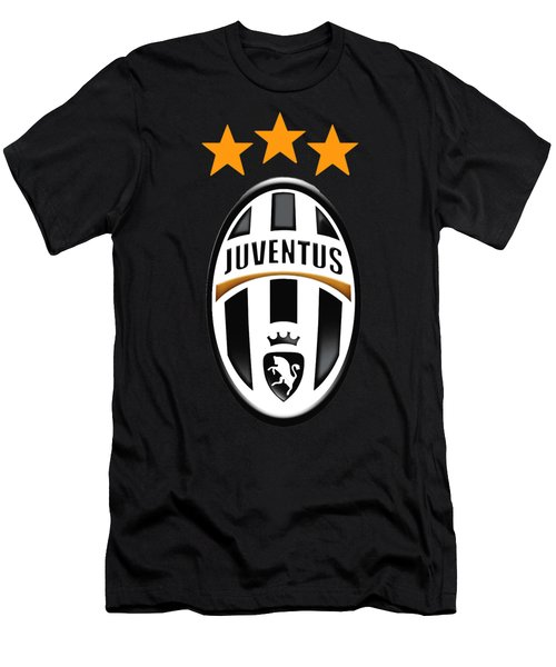 Juventus Men's T-Shirt (Athletic Fit)