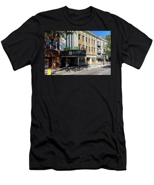 Miller Theater Augusta Ga Men's T-Shirt (Athletic Fit)