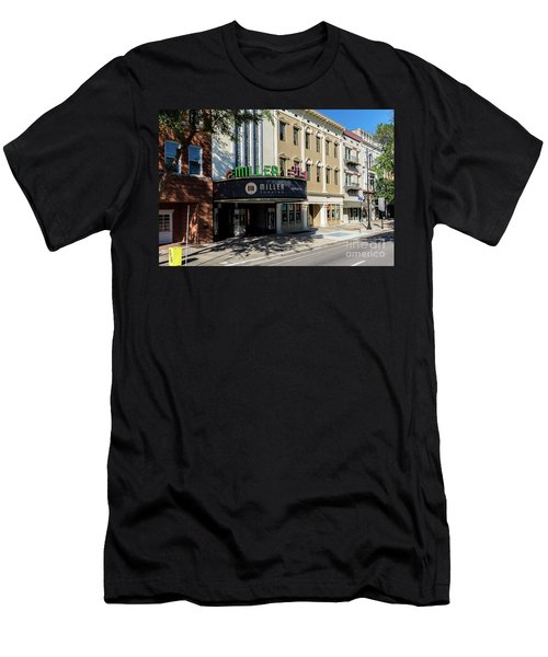 Miller Theater Augusta Ga Men's T-Shirt (Athletic Fit)