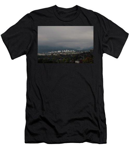 North Vancouver  Men's T-Shirt (Athletic Fit)